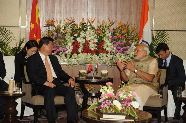 Bilateral trade between India and China reached about $65.5 billion last year [PMO, India]