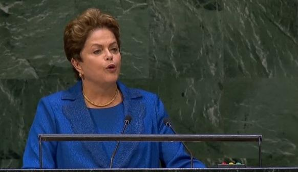 Rousseff has slammed the delay in implementing reforms at the UNSC, the body tasked with keeping international peace [Xinhua]