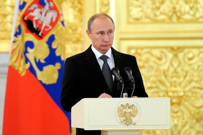 Russian Federation  votes as Putin eyes 4th presidential term