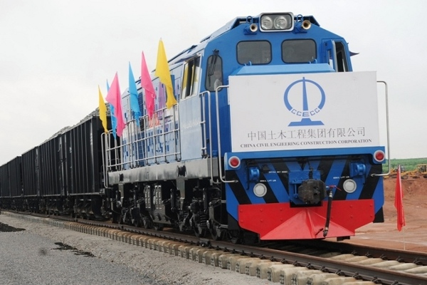 Chinese firm wins 12 bn nigeria railway deal the brics post for China railway 13 bureau group corporation