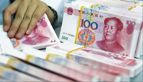 Chinese enterprises and financial institutions should use forward and swap facilities to avoid risks, said a senior official at the State Administration of Foreign Exchange, Wang Yungui [Xinhua]