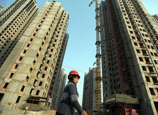 The issue of inadequate housing is particularly grim in emerging countries like China and India, which are poverty-ridden in pockets [Xinhua]