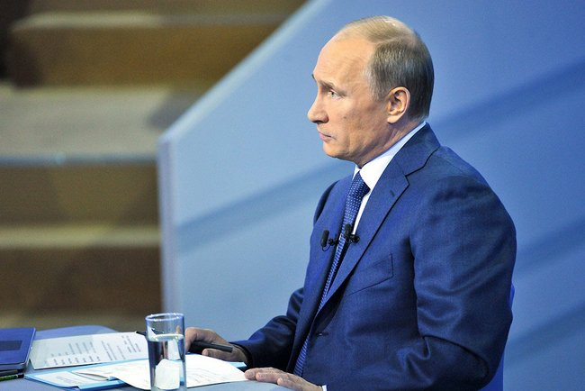 "Putin said new challenges and threats forced many countries to revise their military doctrines and modernize their armed forces, adding that ""we have to consider these tendencies"" [PPIO]"