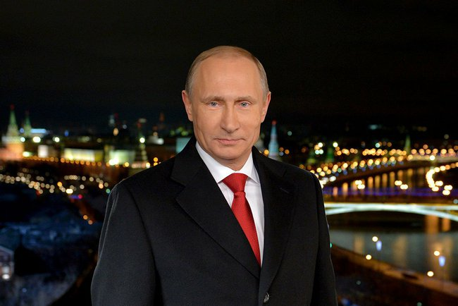 """""""This event will remain a landmark in national  history,"""" said Putin [PPIO]"""