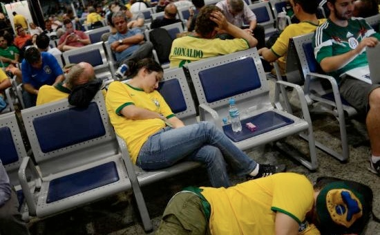 Brazil's economy barely added jobs in 2014, government data showed on Friday [Xinhua]