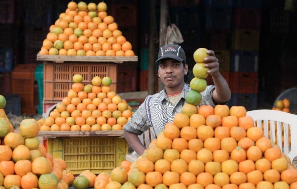 Retail inflation measured in terms of Consumer Price Index (CPI) rose to three month high of 5.37 per cent in February, up from 5.19 per cent in January [Xinhua]