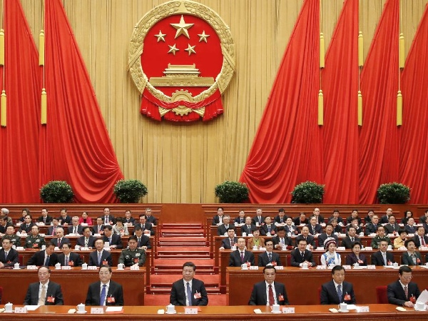 China's fiscal and monetary policies in 2015 amid slowing growth will be discussed by the country's lawmakers this week [Xinhua]