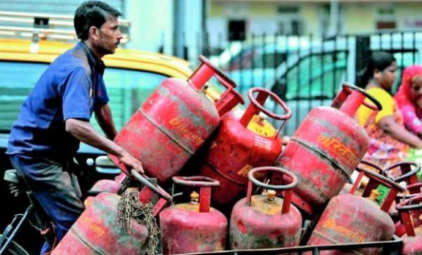 The Indian government spends huge amount on subsidizing cooking gas to keep its price low for households [Image: Archives]