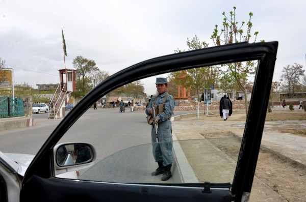 Security forces are on alert in Afghanistan's eastern provinces such as Ghazni and Nangarhar [Xinhua]