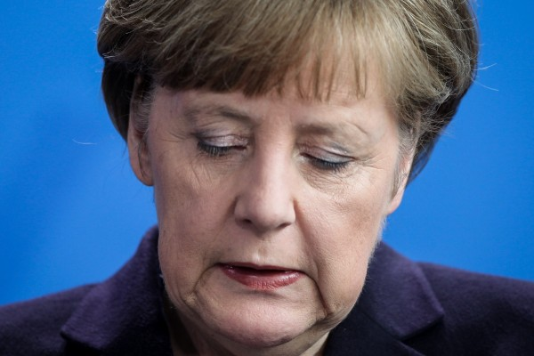 Merkel has said she wants to keep Greece in the eurozone, but has she made significant compromises to Athens? [Xinhua]