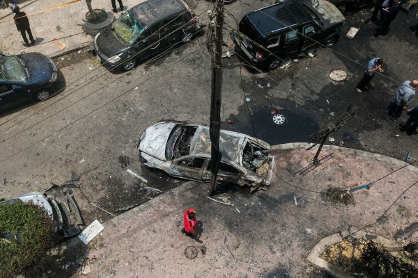 The state prosecutor is the most senior Egyptian official to be killed since Islamic militants began a war against the government two years ago [Xinhua]