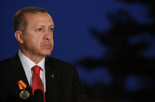 """The Turkish President said: """"You did not keep your word. When 50,000 refugees were at the Kapikule [Turkey-Bulgaria] border, you cried out"""" [Xinhua]"""