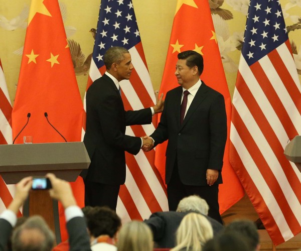Obama last visited China in November 2014. Xi will visit the US in September [Xinhua]