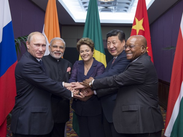 Multilateralism has been a key component of Russia's foreign policy and since 2009 has been a BRICS mantra [XInhua]
