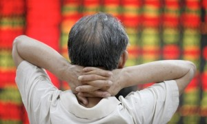 After just two weeks' respite, the Shanghai composite index fell by 8.5% on 27 July – the largest single-day drop since February 2007. The market has since stabilised on government intervention [Xinhua]