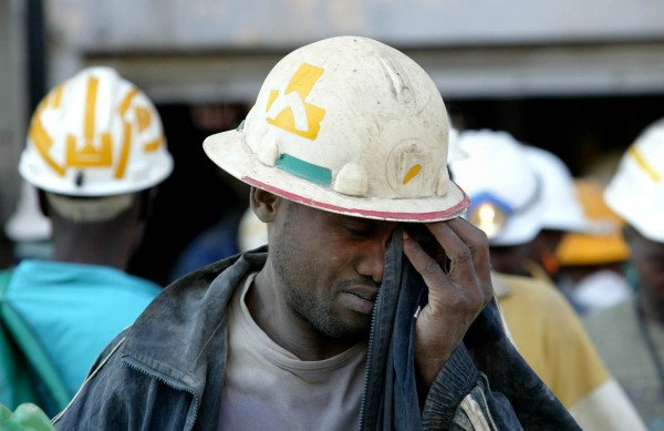 Thousands of jobs are at risk of being lost as the once-thriving mining industry in South Africa enters a crisis period [Xinhua]