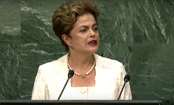 Rousseff also pledged to fight deforestation in the Amazon rainforest [File]