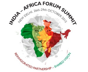 About 2,000 people, including 1,000 delegates are expected to descend on Delhi for the event [Image: India Africa Forum Summit 2015]