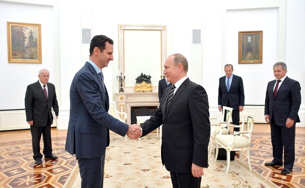 Syria's strong ties with Russia helped it win back Aleppo and agree to a nation-wide ceasefire earlier this week [PPIO]