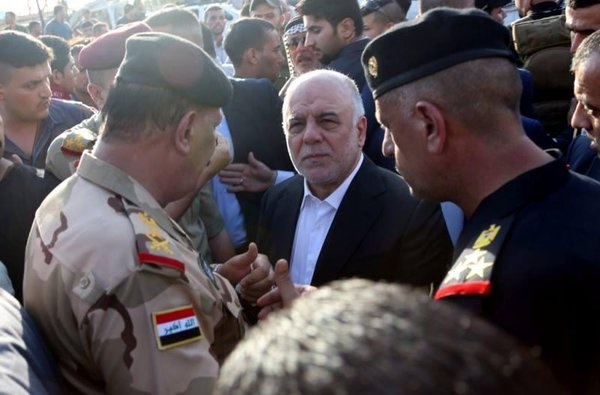 File photo of Iraqi Prime Minister Haidar Al-Abadi [Image: pmo.iq]