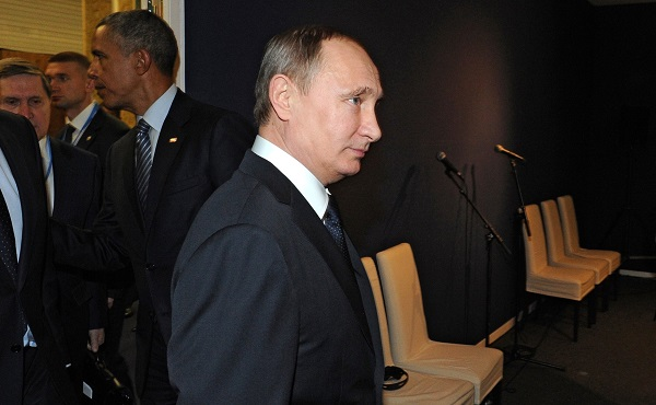 Putin said that Russia would withdraw its signature as a founder of the ICC [PPIO]