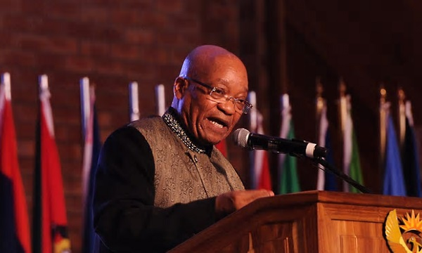 The ANC is unlikely to pressure Zuma to step down after the court decision [Xinhua]