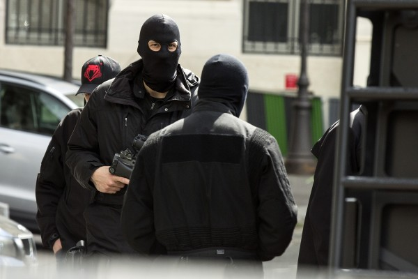 French security officials, who are already on a heightened state of alert, confirmed that the attack on Monday night was a terrorist act [Xinhua]