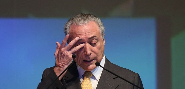 Will Temer spearhead a revitalization of Brazil's economy in 2017? [Xinhua]