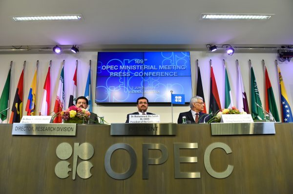 Iraq and Iran wanted to be exempt from any production cuts proposed by OPEC [Xinhua]