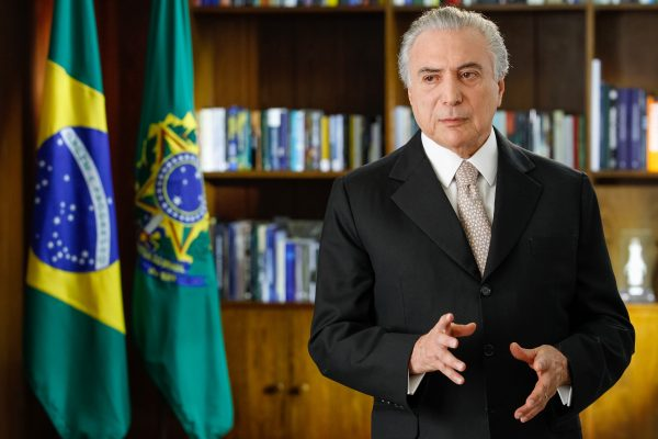 Temer has vowed since replacing Dilma Rousseff as president that he will make sure austerity and reform packages are passed through the Senate in a bid to revive the economy and boost business confidence [Xinhua]