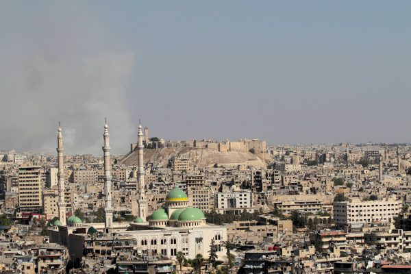 Fighting in and around Aleppo has generally subsided giving civilians much needed reprieve, but there have been reports of violations [Xinhua]