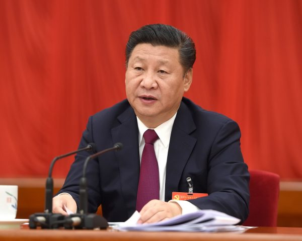 Xi is hoping Spain will play a role in boosting EU-China ties [Xinhua]