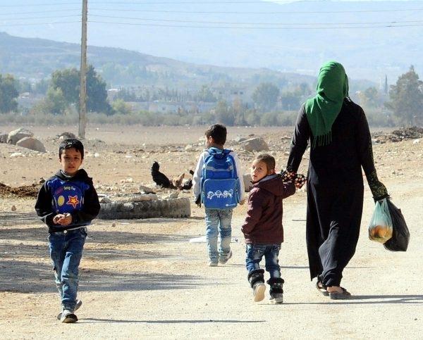The Syrian military has been evacuating thousands of civilians who have been fleeing eastern Aleppo [Xinhua]