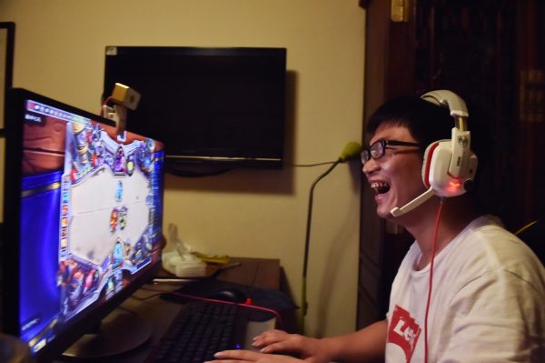 Online entertainment, especially streaming and gaming, has gained significant popularity among hundreds of millions of Chinese in the past few years [Xinhua]