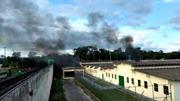 Bishop offers prayers after Brazil prison riot leaves 56 dead