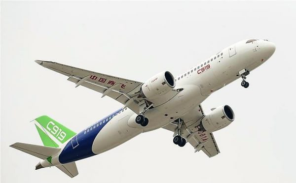 China Eastern looks to launch direct Perth-Shanghai flights
