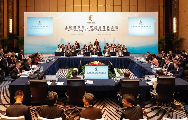 BRICS nations vow to fight protectionism