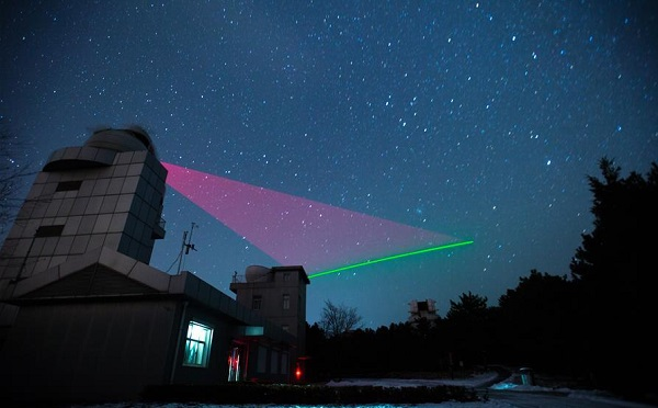 Chinese quantum satellite sends 'unbreakable' code